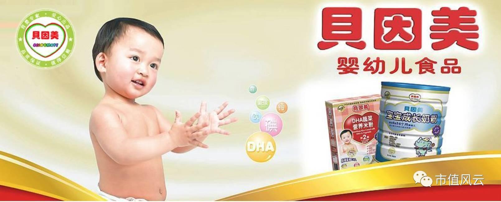 中国奶粉第一品牌贝因美没落记