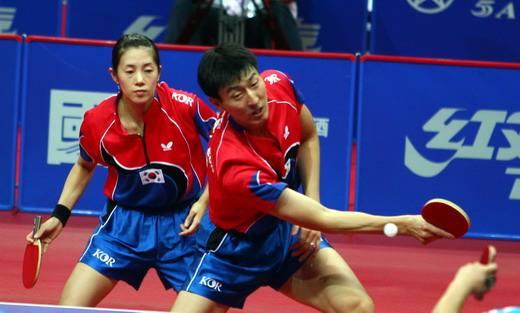 乒坛女将入韩籍 郭芳芳因爱情奔赴韩国成为韩国乒乓球运动员