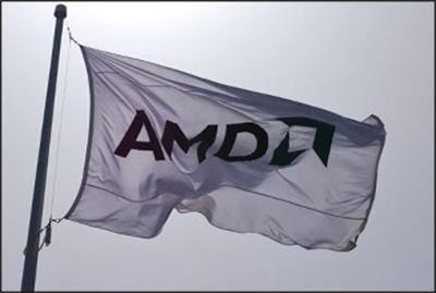 AMD否认与特斯拉合作 股价双双下挫