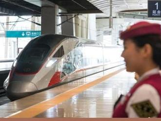 全国铁路迎大调图 多地新增动车高铁