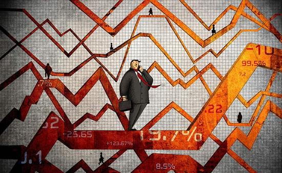 美股熊市或将来临 中国股市被看好