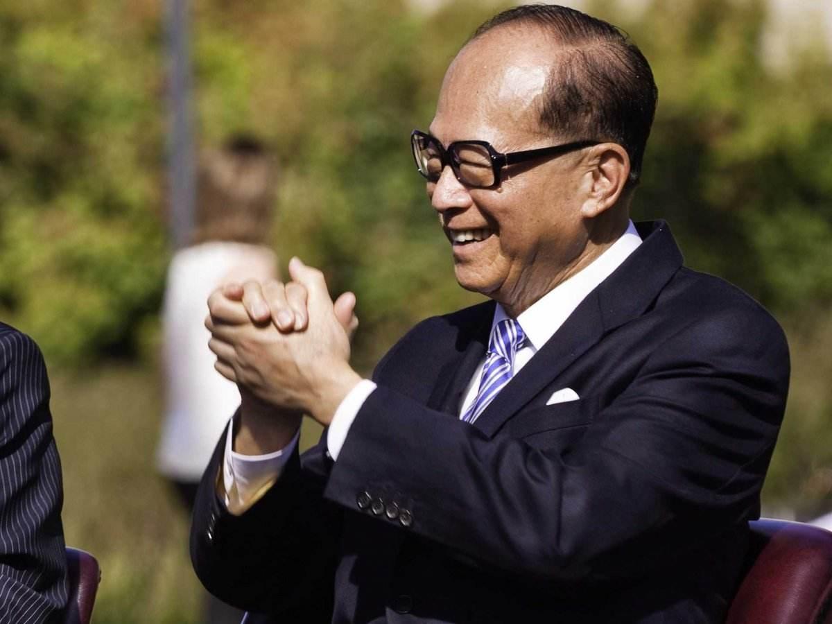 李嘉诚国内套现逾670亿 李超人要撤离中国了?