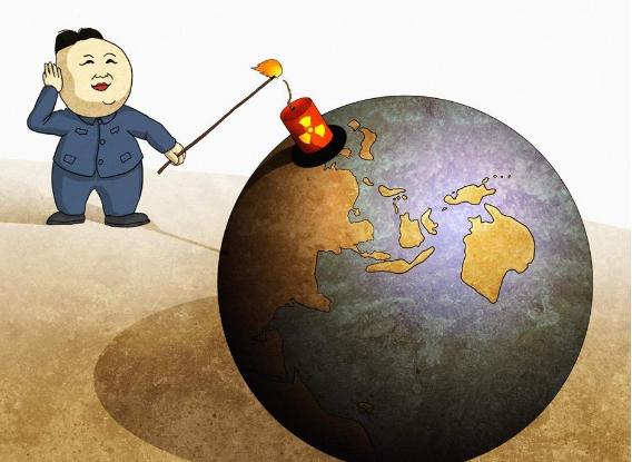 朝鲜半岛局势最新消息:特朗普遭朝鲜怒斥 黄金市场陷入观望