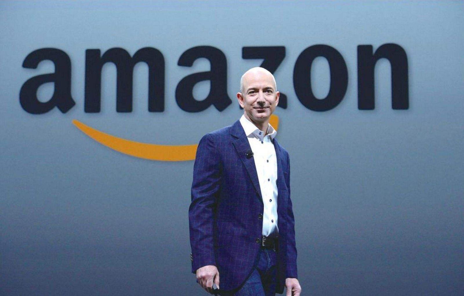 股神巴菲特心中最佳企业家:亚马逊CEO贝佐斯