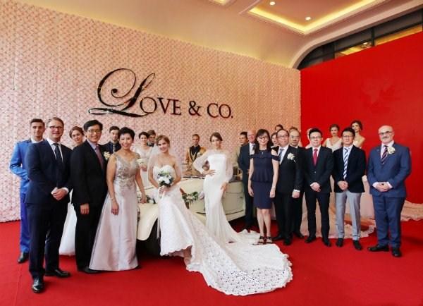 戴比尔斯IIDGR成为树记珠宝子品牌Love & Co.钻石评级合作伙伴