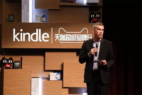 亚马逊在华野心全无 联合阿里推广Kindle
