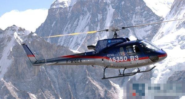 高翔通航拟以1935万元购买AS350B3二手私人直升机