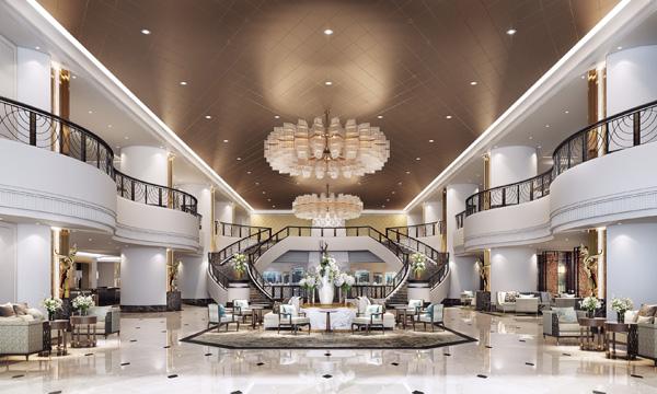 曼谷艾瑟尼皇家艾美酒店将正式转入豪华精选品牌旗下