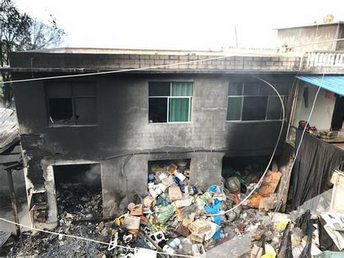 浙江台州民房起火 火灾保险是每户都需要的保障
