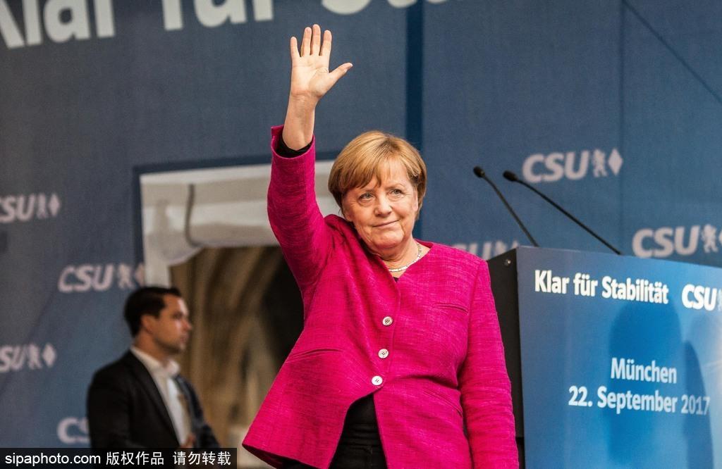 默克尔赢得第四次德国总理 欧元或将承压