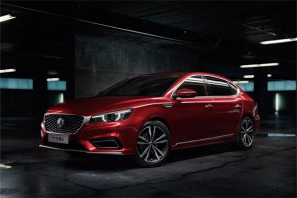名爵名车品牌全新6将于今年11月正式上市