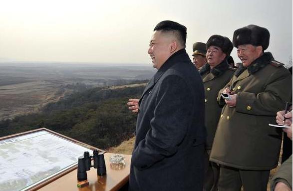 朝鲜半岛局势最新消息:朝鲜指责美国宣战 黄金反弹重回1300