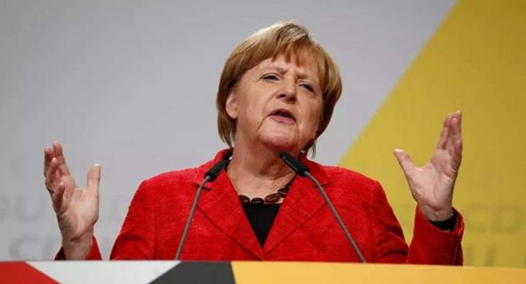 德国总理默克尔获胜 欧洲股市保持在约九周高位