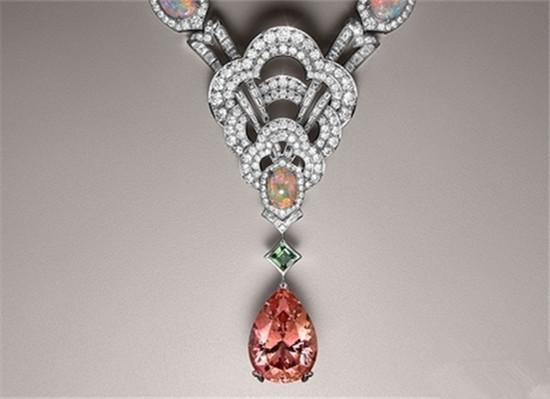 低调不失奢华 Louis Vuitton推出全新系列高级珠宝