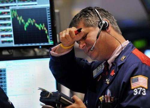 美股道指收跌0.24% 苹果创8周来最低收盘价