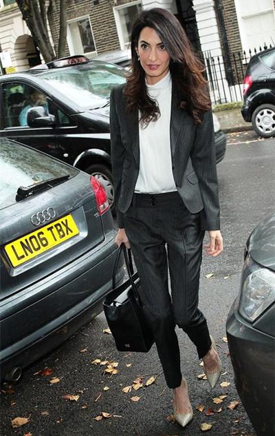 欧美服装流行趋势示范 30岁的你是时候该穿这些了