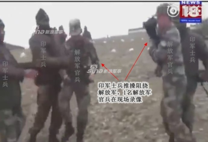 印度作家披露中印对峙细节:中国部署了1.2万人