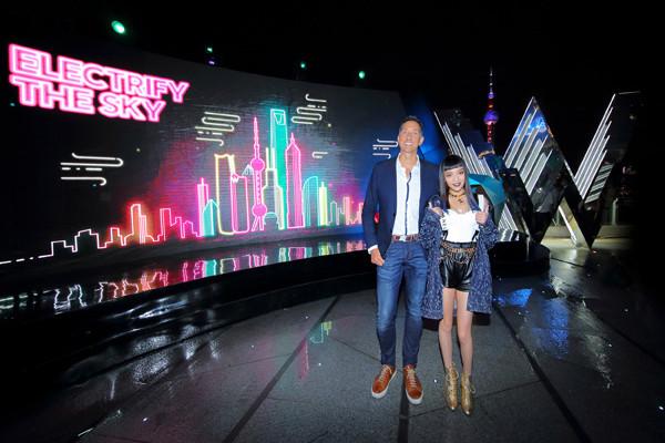 万豪国际集团旗举办上海外滩W酒店盛大首映礼