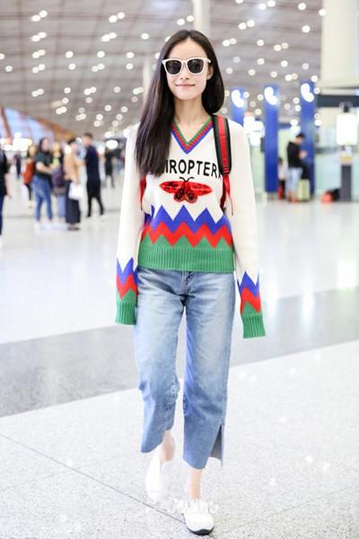 明星服装流行趋势示范 祖母衣橱复古风style才够时髦