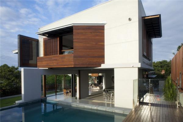 Patane豪宅:凝土结构增强客户所需安全感
