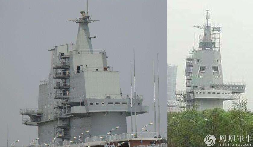 中美航母对决看舰岛 中美两国航母各自的优势都有哪些?
