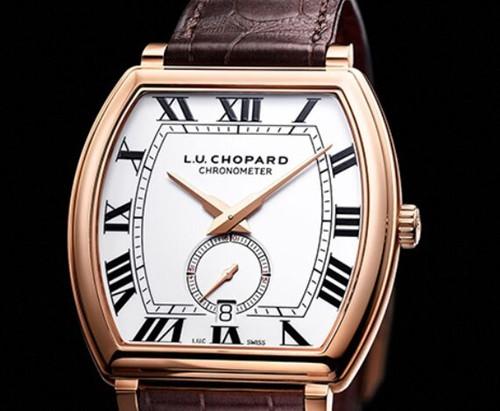 Chopard推出全新LUC系列Tonneau计时码表