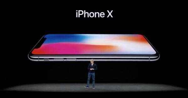 市场担忧iphone X减产 苹果股价周二上涨1.4%