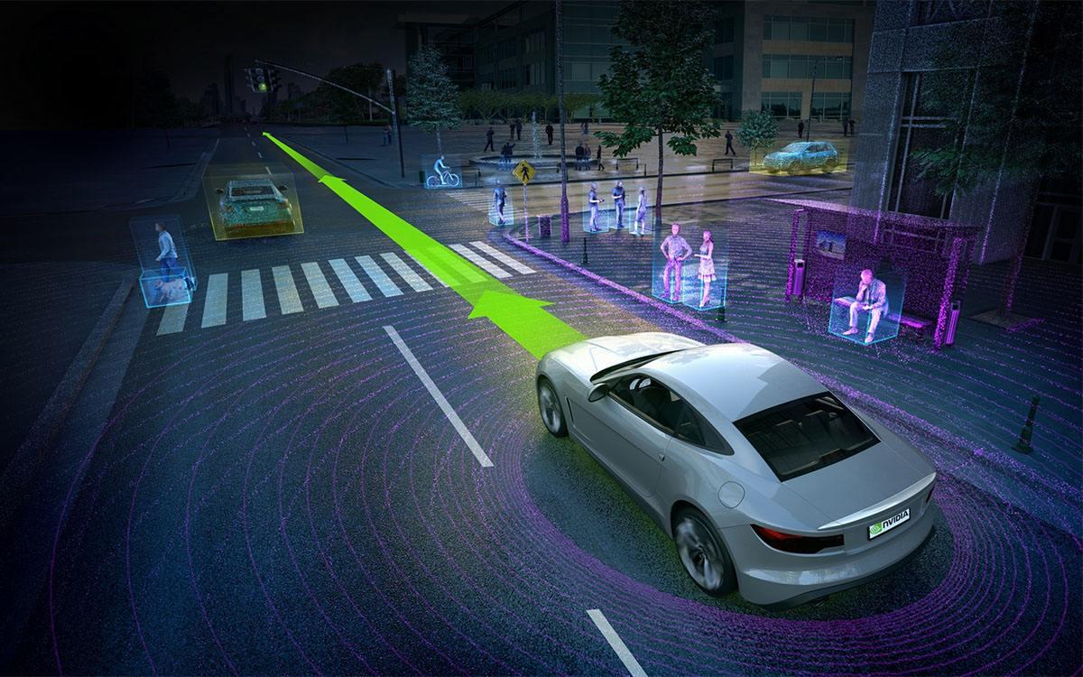 无人驾驶大潮涌起 科技和汽车巨头合纵连横