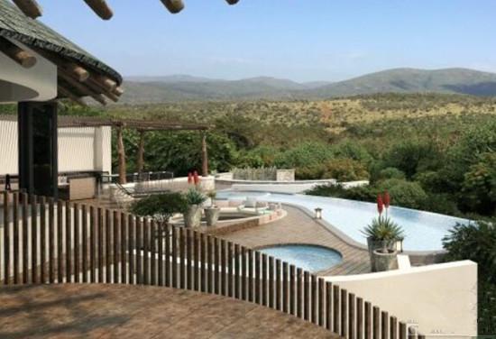Thanda Royal Residences豪宅:让你与野生动物亲密接触