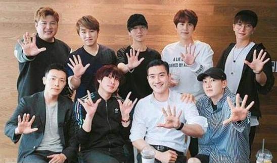 sj宣布回归 SJ出道12年回归 倒计时40天!