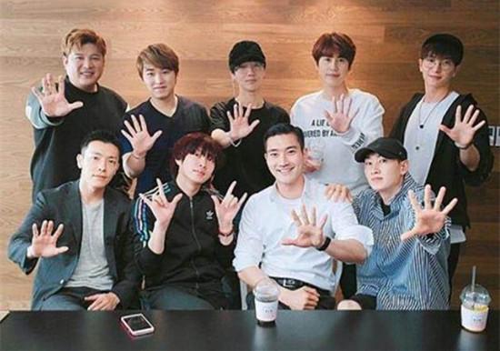 SJ宣布回归 将以七人形式推出新专辑