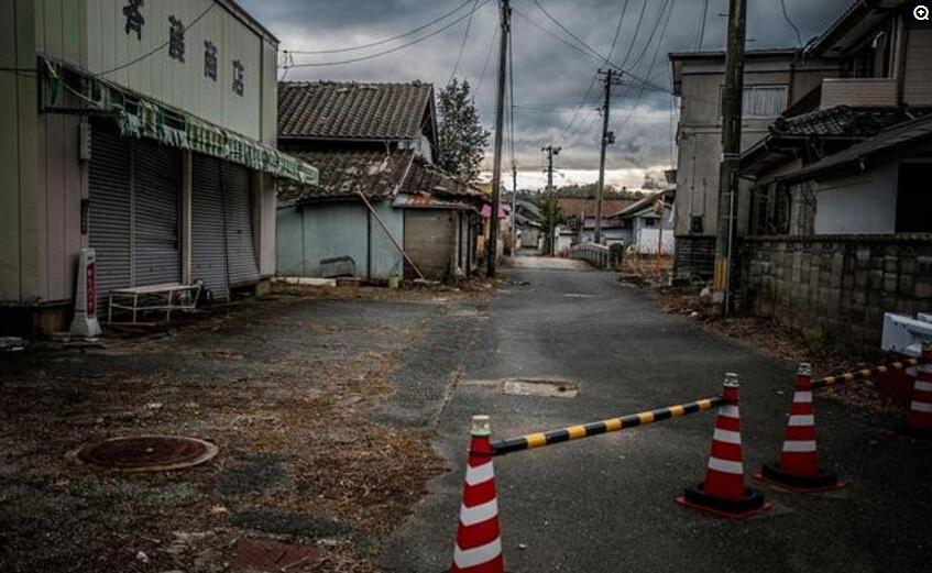福岛核泄露事件已过6个春秋 日本福岛已沦为鬼城