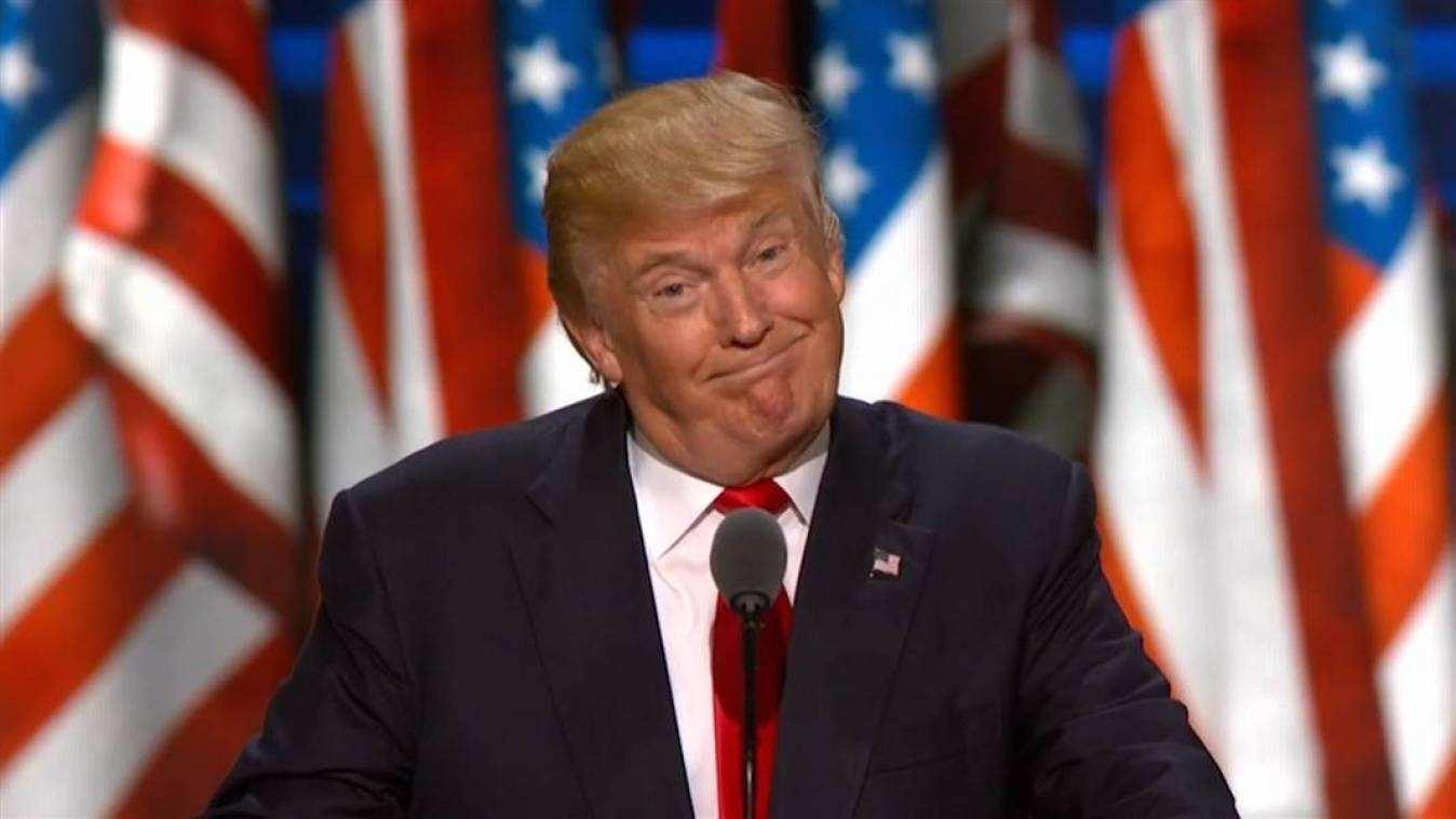 """特朗普税改通过犹存一个""""绊脚石""""?"""