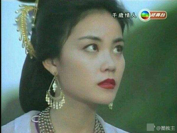 王菲24年前古装照曝光 女神是无可挑剔的!