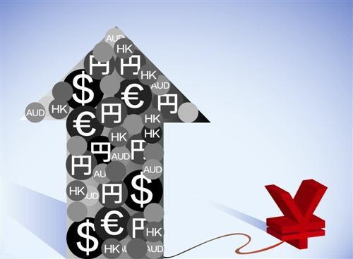 """人民币中间价刷新低 逆周期调节与市场""""不和""""?"""