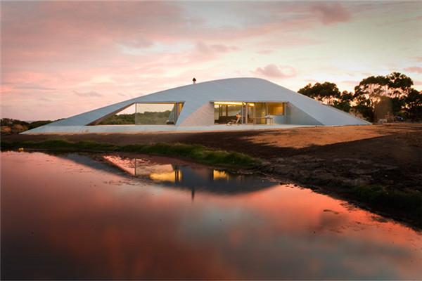 澳大利亚Croft豪宅:可观赏到各个方向的沿海风景