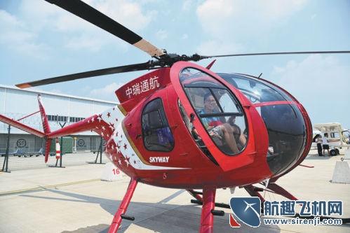 2016华东国际通用航空展在南通成功举办
