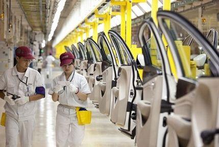 中国制造业9月数据公布 表现优于市场预期