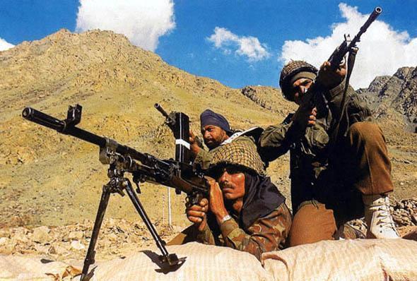 印军又在克什米尔开枪 这次竟然是对自己开枪!