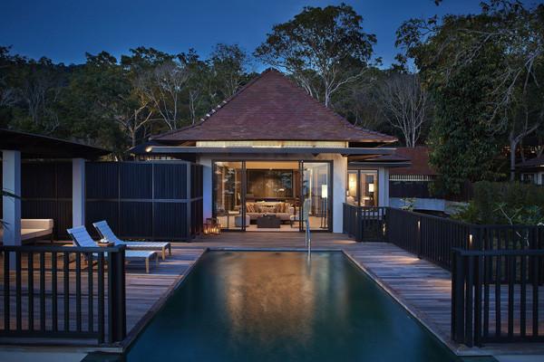 兰卡威丽思卡尔顿酒店正式开业 精心打造海岛体验