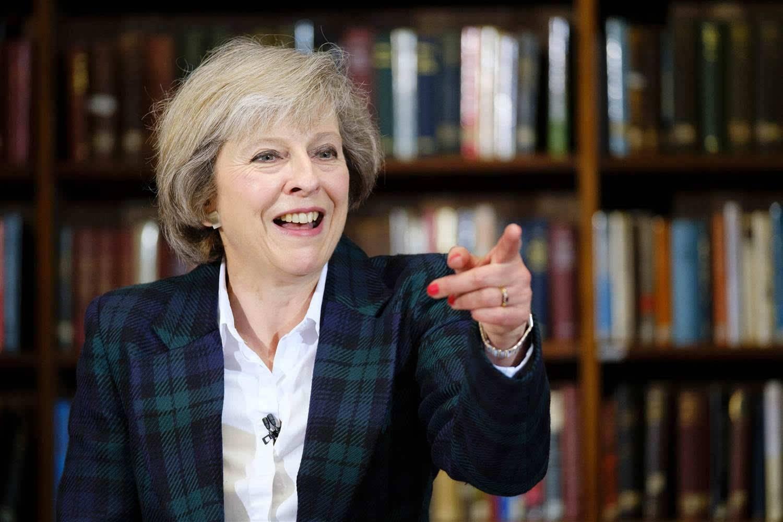 """英国退欧梅姨表""""新善意"""" 欧盟却无情泼冷水?"""