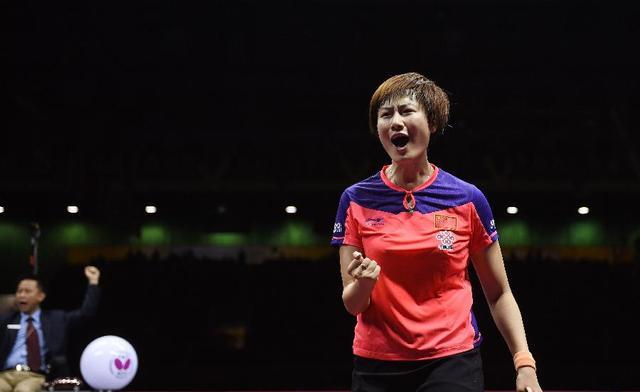 丁宁退出2017女乒世界杯 刘诗雯是替补丁宁参赛的热门人选