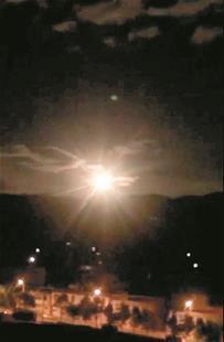 火流星空爆事件 何为火流星现象?