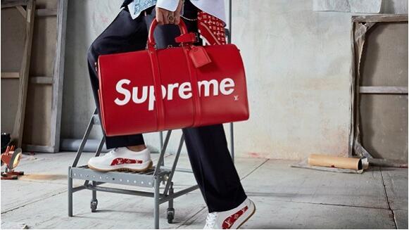 小众潮牌Supreme资本的推动 奢侈品爆款来得更猛烈