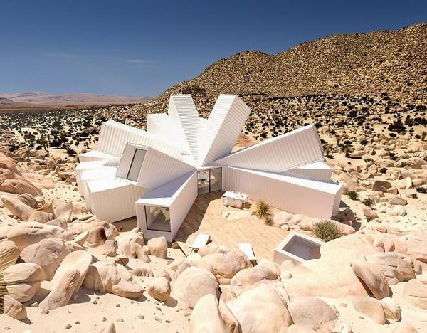 创意沙漠住宅明年将在美投建