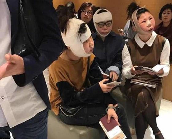 女子赴韩整容遭滞留海关 因长相与护照不一致