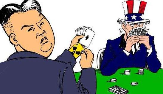 朝鲜半岛局势最新消息:美朝关系持续紧张 金价一触即发