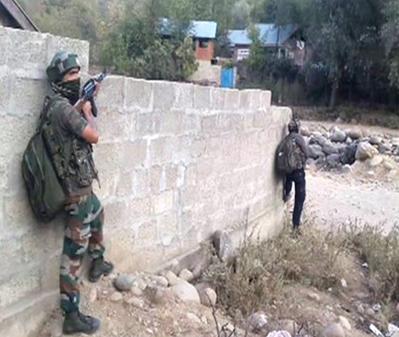 克什米尔爆激烈冲突 印巴指挥官同归于尽
