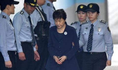朴槿惠拘留期限将至 是否延长拘留期限还未决定