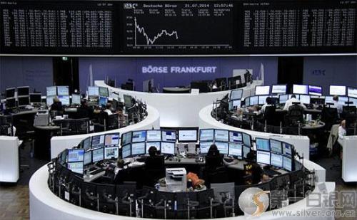 欧洲股市收盘涨跌不一 英国富时100收涨0.4%